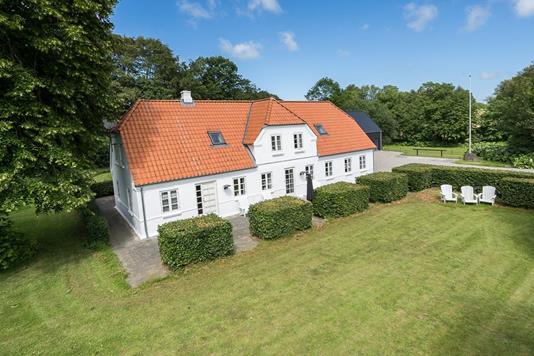 Landejendom på Lindeborgvej i Hjerm - Ejendommen