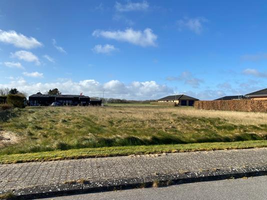 Helårsgrund på Ølbygaardparken i Struer - Byggegrund