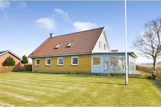 Villa på Bygmarken i Struer - Ejendommen