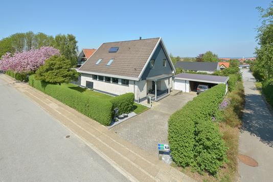 Villa på Odinsvej i Struer - Ejendommen