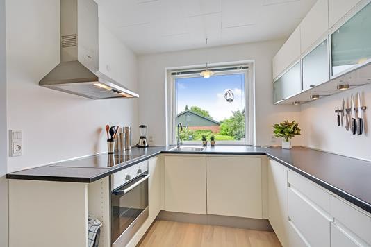 Villa på Fuglgårdsvej i Struer - Køkken