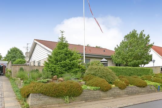 Villa på Skrænten i Struer - Ejendommen