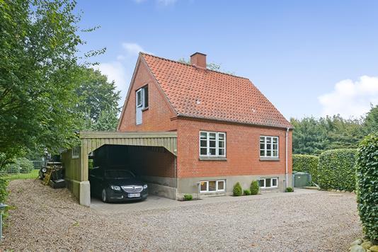 Villa på Vester Ringgade i Struer - Ejendommen