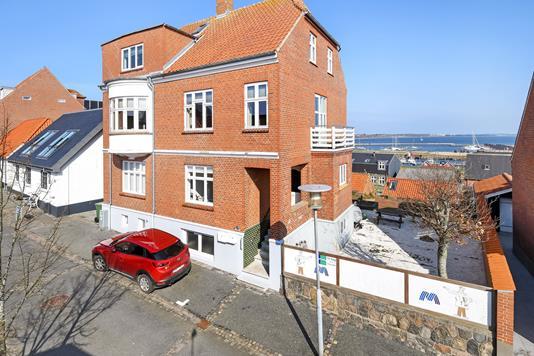 Villa på Bjerggade i Struer - Ejendommen