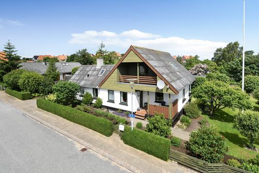 Villa på Fuglgårdsvej i Struer - Ejendommen