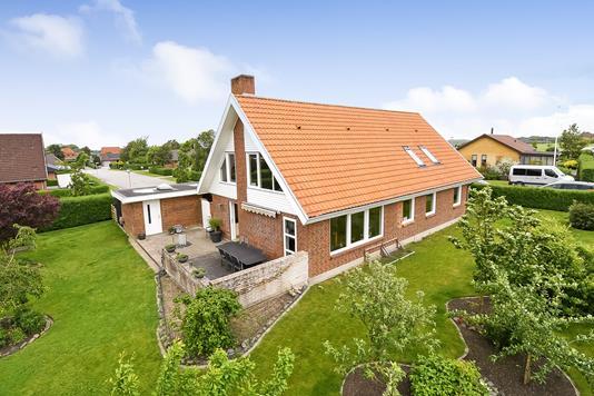 Villa på Højgårdsparken i Hjerm - Ejendommen