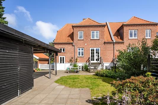 Villa på Tårngade i Struer - Ejendommen