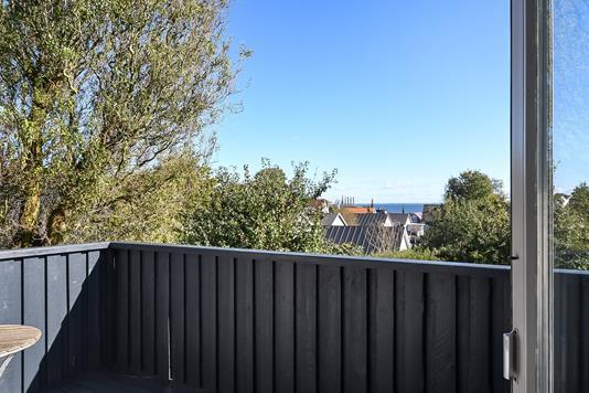 Villa på Tornskadevej i Struer - Terrasse