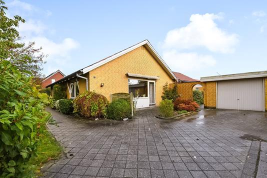 Villa på Lindevænget i Hjerm - Ejendommen