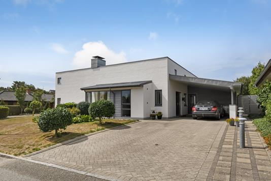 Villa på Vossevangen i Struer - Ejendommen