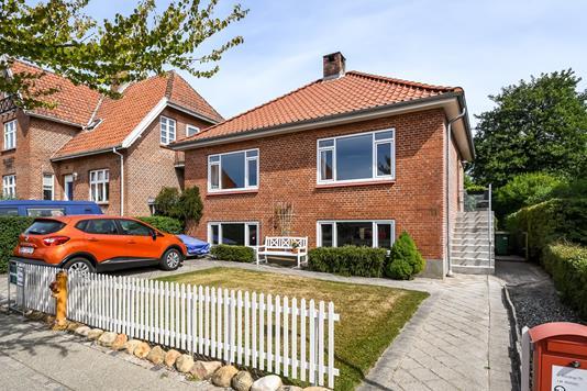 Villa på Fredensgade i Struer - Badeværelse
