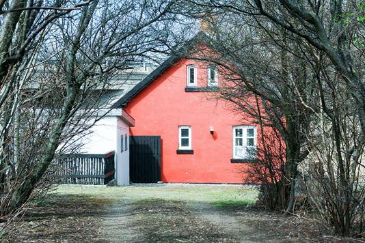 Villa på Vejbjergvej i Struer - Facade