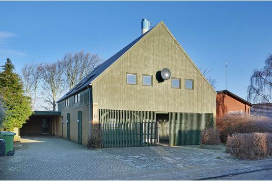 Villa på Vesterbrogade i Struer - Ejendommen
