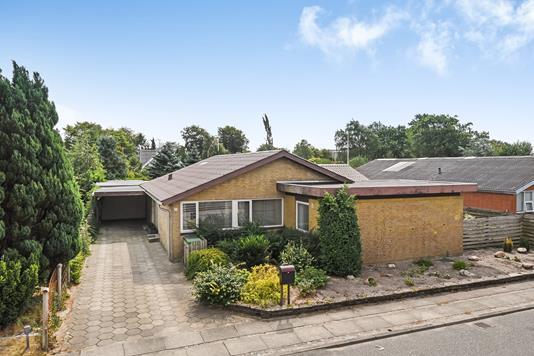 Villa på Fasanvej i Billund - Ejendommen