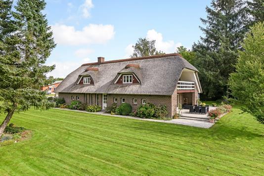 Villa på Klinkvej i Hejnsvig - Ejendommen