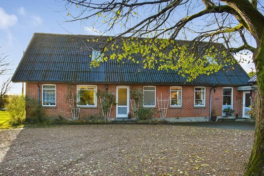 Villa på Grindstedvej i Ølgod - Ejendommen