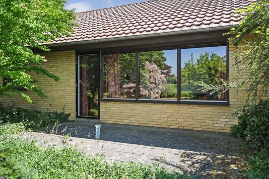 Villa på Arresøvej i Grindsted - Ejendommen