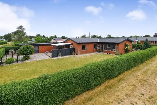 Villa på Kløvervænget i Grindsted - Ejendommen