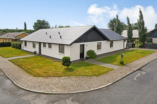 Villa på Læsøvej i Grindsted - Ejendommen