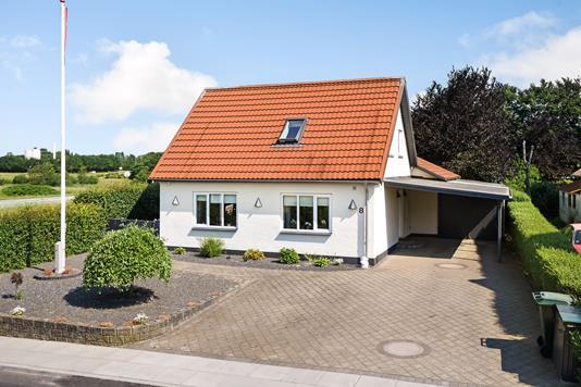Villa på Søndergaardsvej i Grindsted - Ejendommen