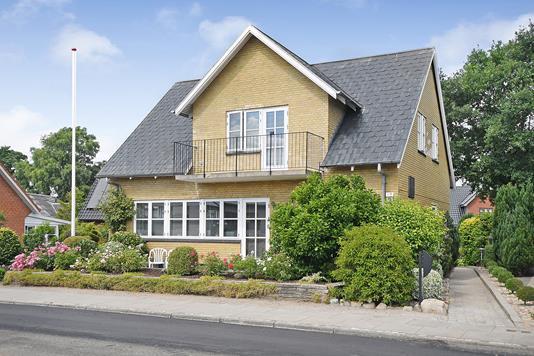 Villa på Engvej i Grindsted - Ejendommen