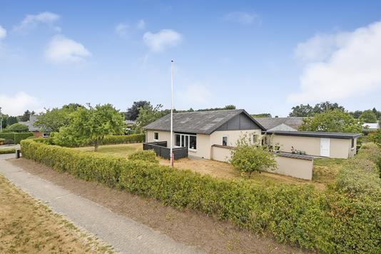 Villa på Dalsøvej i Grindsted - Ejendommen