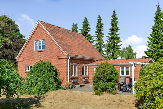 Villa på Ågeslundvej i Grindsted - Ejendommen
