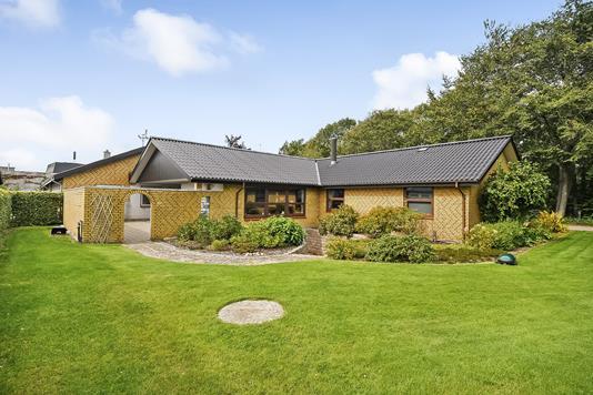 Villa på Nymarksvej i Grindsted - Ejendommen