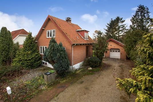 Villa på Grønvang i Sønder Omme - Ejendommen