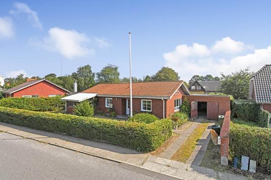 Villa på Daugårdvej i Hejnsvig - Ejendommen