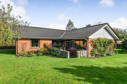 Villa på Nørager i Sønder Omme - Ejendommen
