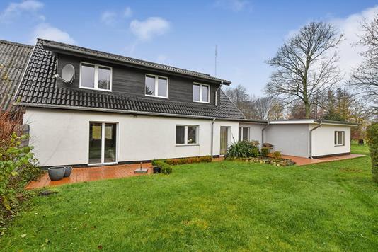 Villa på Møllestien i Grindsted - Ejendommen