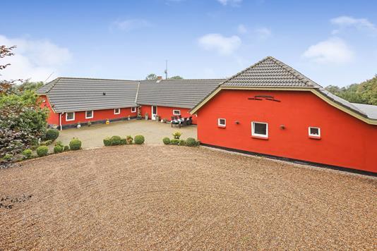 Villa på Staruphøjevej i Hejnsvig - Ejendommen