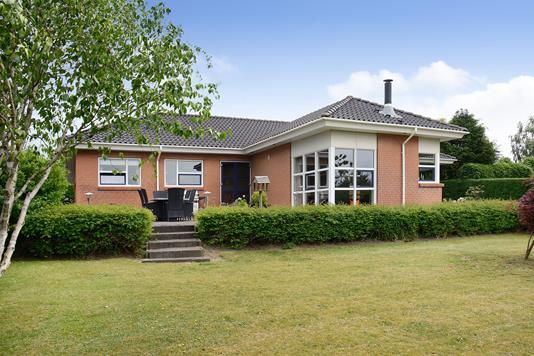 Villa på Langmosevej i Hejnsvig - Ejendommen