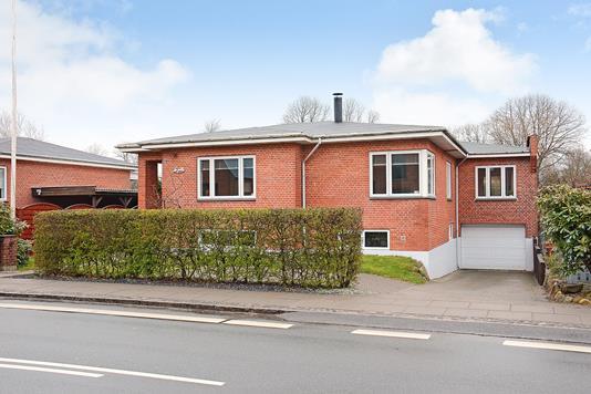 Villa på Nørregade i Grindsted - Ejendommen