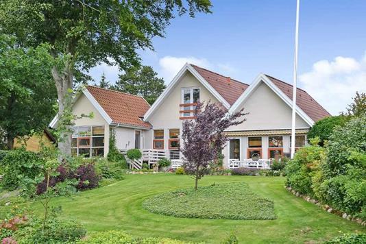 Villa på Gyvelvej i Grindsted - Ejendommen