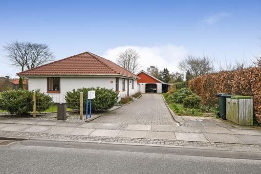 Villa på A G Jensens Vej i Hejnsvig - Ejendommen