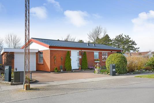 Villa på Lupinvænget i Grindsted - Ejendommen