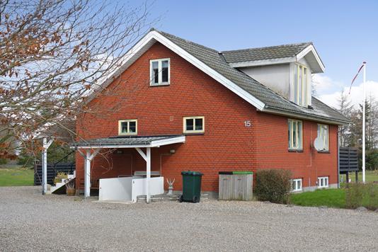 Villa på Donslundvej i Hejnsvig - Ejendommen