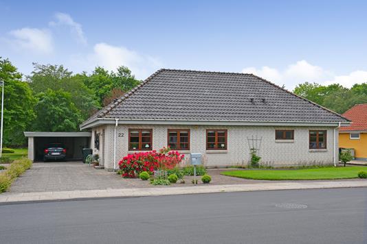 Villa på Nørrevej i Grindsted - Ejendommen