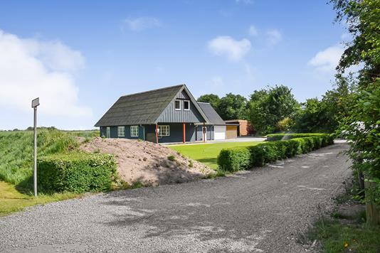 Villa på Ølgodvej i Grindsted - Ejendommen