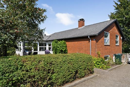 Villa på Jorden Rundt i Grindsted - Ejendommen