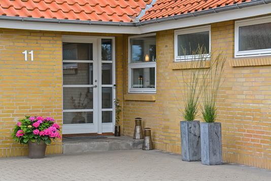 Villa på Finlandsvej i Grindsted - Ejendommen
