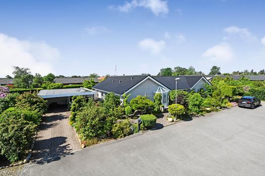 Villa på Sønderhedevej i Grindsted - Ejendommen