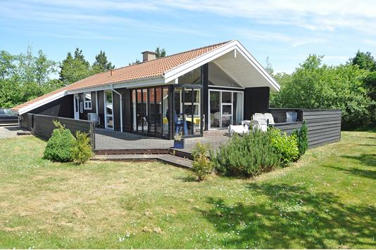 Fritidsbolig på Søndervang i Nørre Nebel - Ejendommen