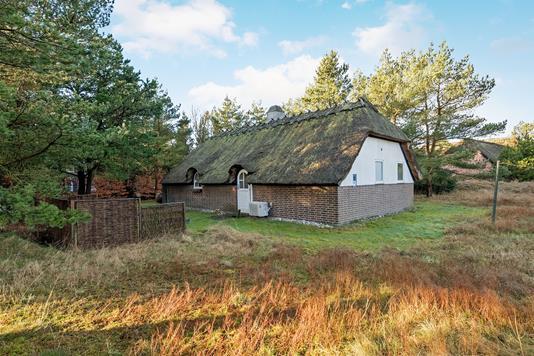 Fritidsbolig på Hans Hansensvej i Nørre Nebel - Ejendommen