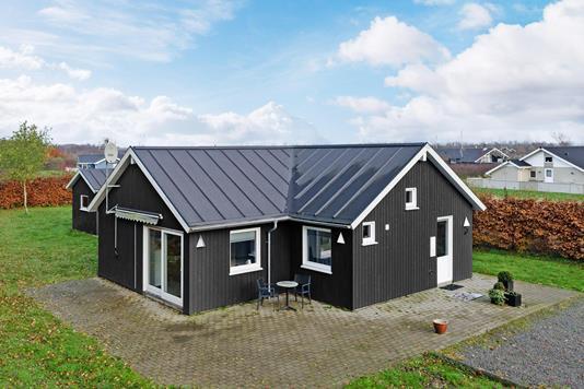 Fritidsbolig på Nordmarken i Hemmet - Modelfoto