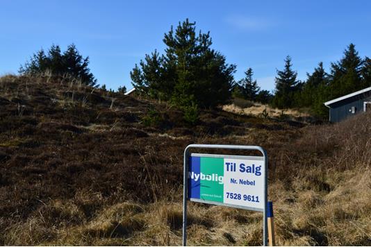 Fritidsgrund på Bjerregårdsvej i Hvide Sande - Byggegrund