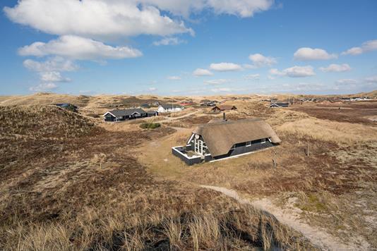 Fritidsbolig på Havbjergevej i Hvide Sande - Ejendommen