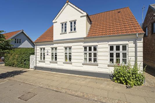 Villa på Bredgade i Nørre Nebel - Ejendommen
